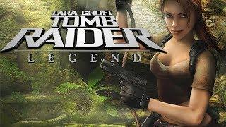 Skok Wiary i Podziemne Pułapki  Tomb Raider Legend #06  || Ghana