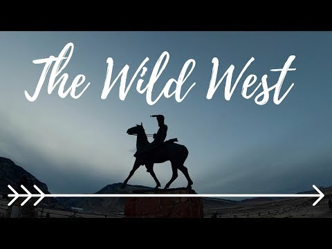 WYOMING - THE WILD WEST