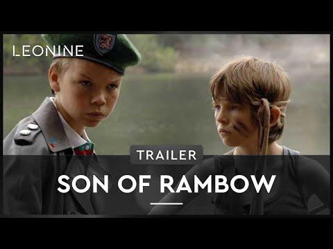 Son Of Rambow - Trailer (deutsch/german)