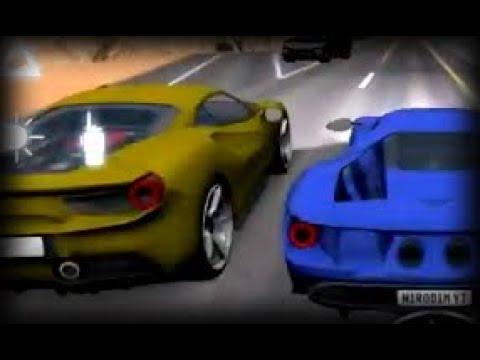Driving School 2017 : Ford GT vs. plenty of cars ! crazy drag races !