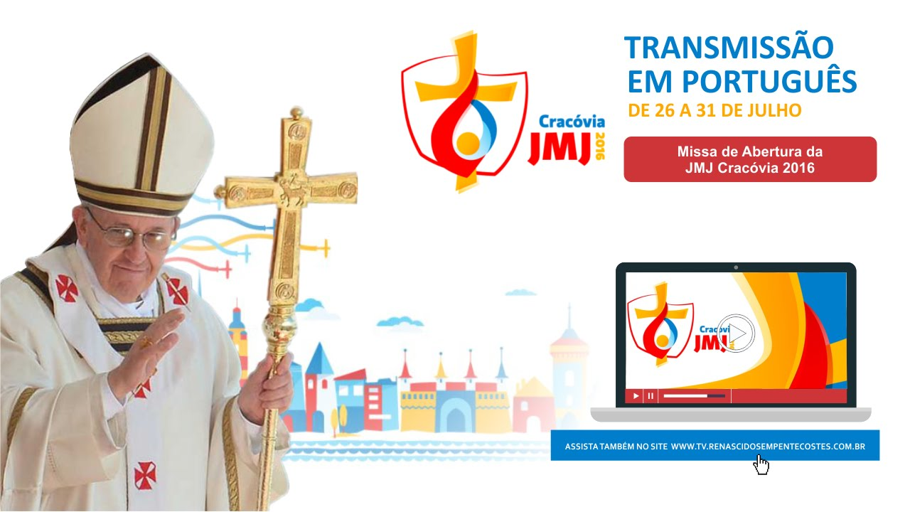 Missa de Abertura da JMJ Cracóvia 2016