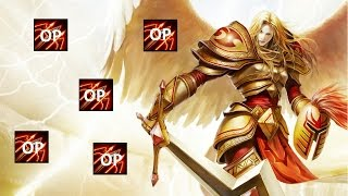 [LOL FR] Temps forts Kayle attack speed