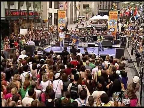 Jason Mraz - Wordplay (Today Show, 2005-07-30)