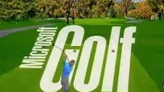 Microsoft Golf 3.0 (German Version)