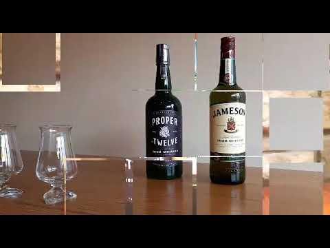 Дегустация  Proper Twelve VS Jameson