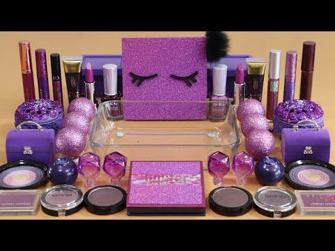'Fantasy purple' Mixing'Purple'Eyeshadow,Makeup