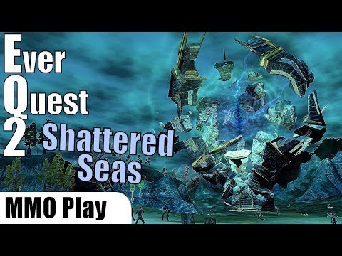 EverQuest 2 – Shattered Seas [96 Necromancer]