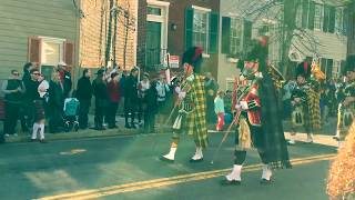 Alexandria Scottish Walk 2015
