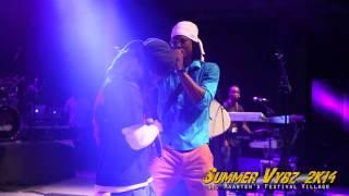 Omari Banks (live) Jehovah Message