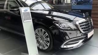 Giá xe Mercedes Maybach S450 2018