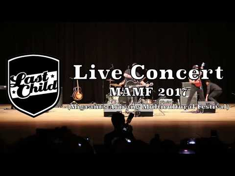 Last Child - Indahkah Perbedaan (live concert in South Korea)