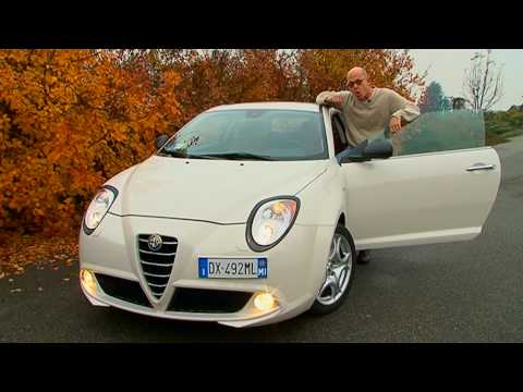 alfa romeo mito multiair 135 cv matt test intro youtube. Black Bedroom Furniture Sets. Home Design Ideas