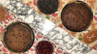 Fruit Cakes (2 Methods)