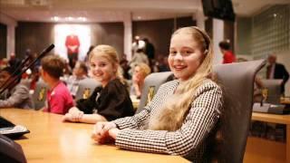 Installatie Kindergemeenteraad Schiedam