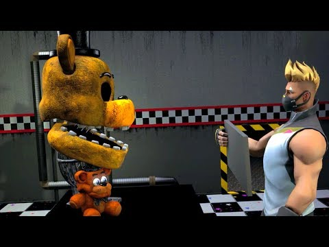 Fortnite In Five Nights At Freddy's