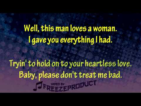 Percy Sledge - When A Man Loves A Woman (+lyrics) [HD]