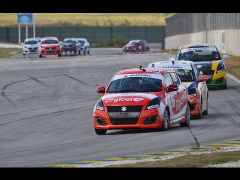 Suzuki Swift Cup 2015 - Round 2 Highlight Show
