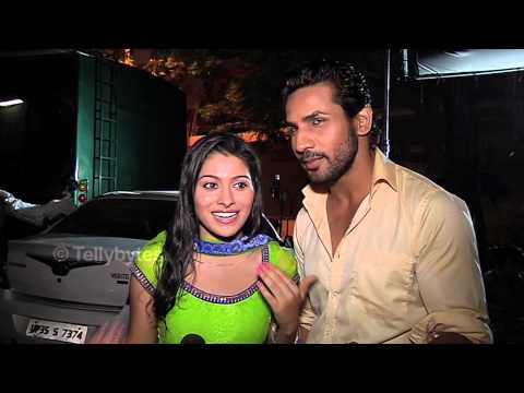Devika and Ravi aka Aparna and Krip of Kalash in Conversation with Tellybytes