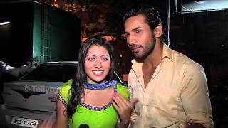 Devika and Ravi aka Aparna and Krip of Kalash in Conversation with Tellybytes
