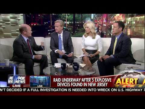 Senator Coons joins Fox & Friends to discuss ongoing efforts to fight terrorism
