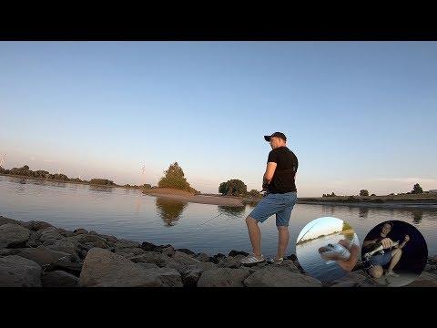 Рыбалка на новую резину от KEITECH Swing Impact. Судак и окунь.