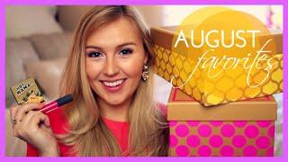 August Favorites 2014 Thumbnail