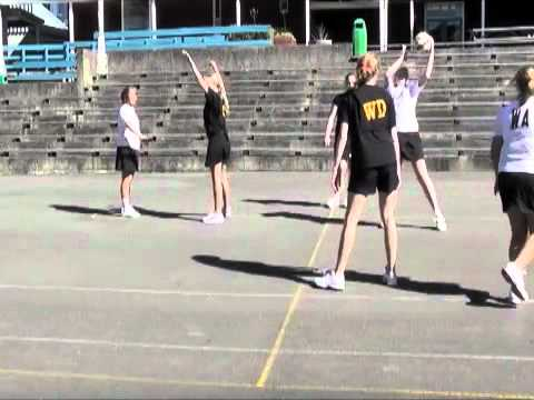 what is the offside rule in netball