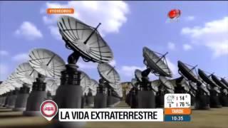 Buen día Uruguay - La Vida Extraterrestre 25 de Abril de 2016