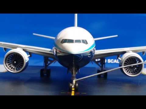 JC Wings 200 Boeing 777-200LR(Longer Range)Worldliner(Dreamliner House Colors Livery)Review