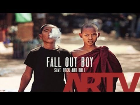 """Fall Out Boy - """"Save Rock and Roll"""" (ALBUM REVIEW) - YouTube"""