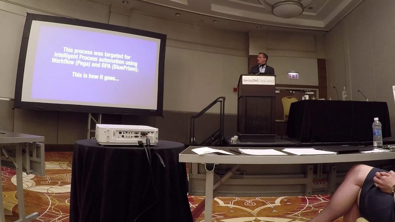 Keynote: Rob Whiteman of Mckinsey Co  AI Training