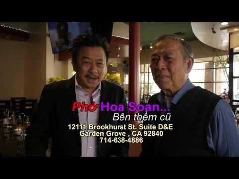 """Copy Of MC VIET THAO- CBL(542)- """"PHỞ HOA SOAN…BÊN THỀM CŨ"""" Của Nhạc Sĩ TUẤN KHANH ở California."""