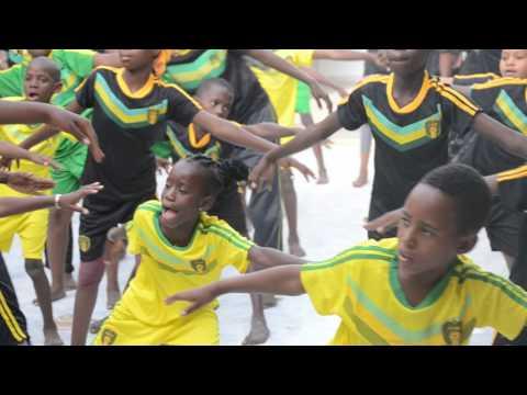 Mauritania - May 2017: Final Performance - Warm Up