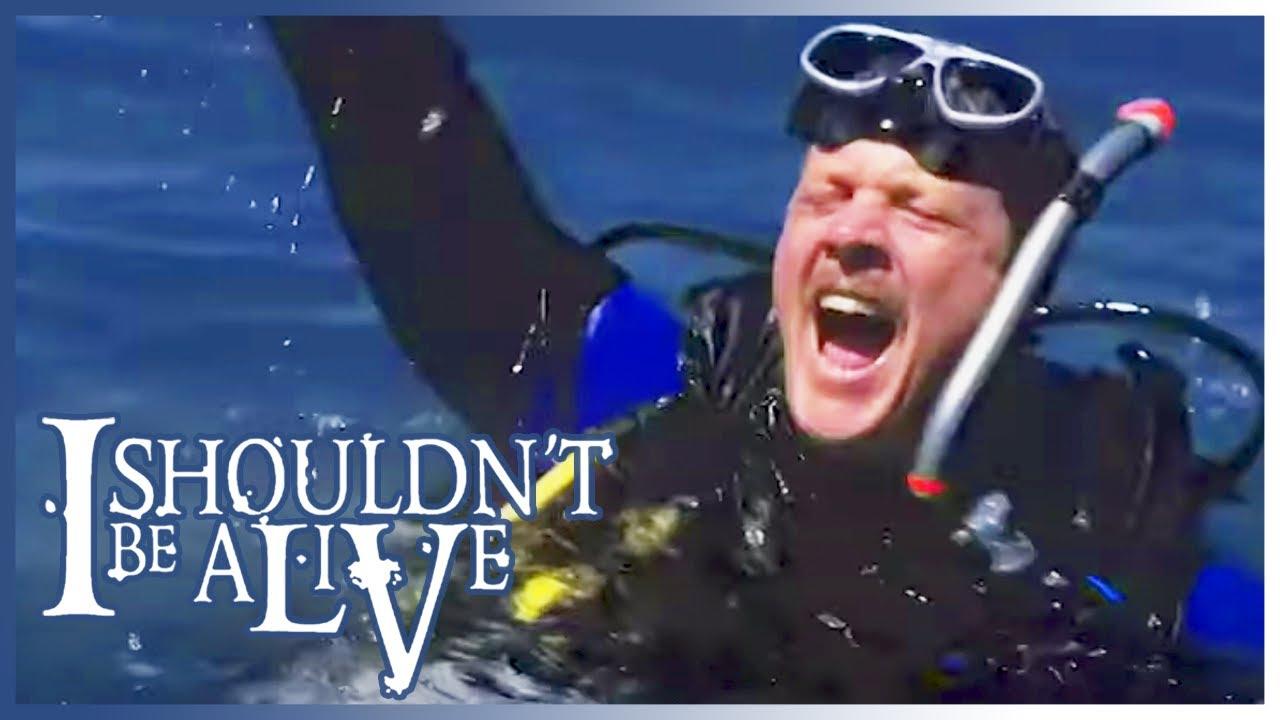 Dive Into DANGER | I Shouldn't Be Alive | S02 E06 | Full Episodes | Thrill Zone
