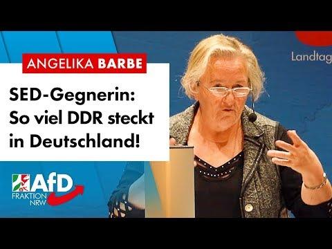 SED-Gegnerin warnt vor Sozialismusgefahr! – Angelika Barbe