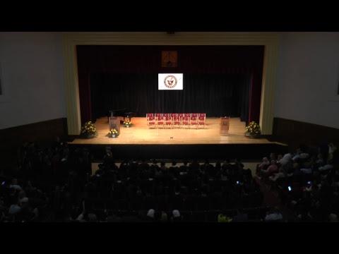 University of Charleston: School of Pharmacy Hooding Ceremony Spring 2018