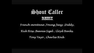 Shot Caller (Remix).Starring: Young jeezy, lloyd banks, Beanie sigel & more