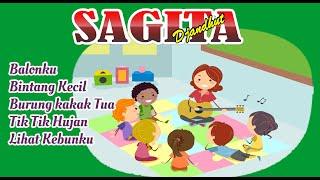 Lagu Anak-Anak Koplo Full Album - Orkes Sagita Lawas Koplo Kendang Jaranan