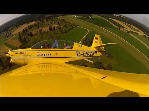 24. Deutsche Meisterschaften im Segelkunstflug - Hayingen 2018 - Offizieller Trailer [HD]