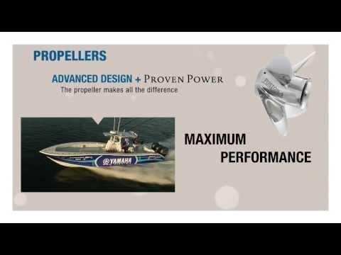 Yamaha Propeller SDS