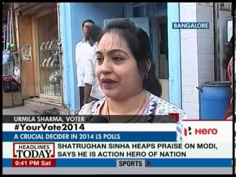 Lok Sabha Election 2014: Battleground Bangalore
