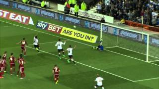 MATCH HIGHLIGHTS | Derby County 1-1 Middlesbrough