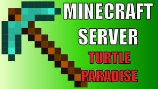 Turtle Paradise Minecraft Server (Showcase)