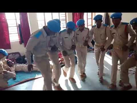 POLICE DANSH Dhol Vaje Ra Baya Aadiwashi Song My Vasava