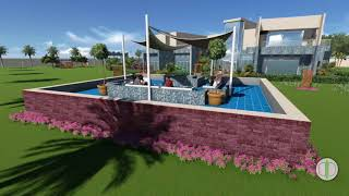 Architectural Rendering 3D Animation \