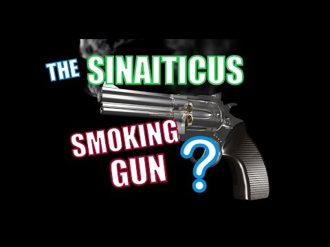 The Sinaiticus Smoking Gun?