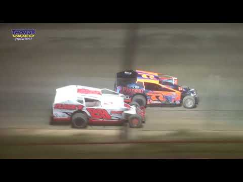 Video Recap from Fulton Speedway on Saturday, June 22nd, 2019. Track Announcers Bill Foley and Adam Buchanan on the call. - dirt track racing video image