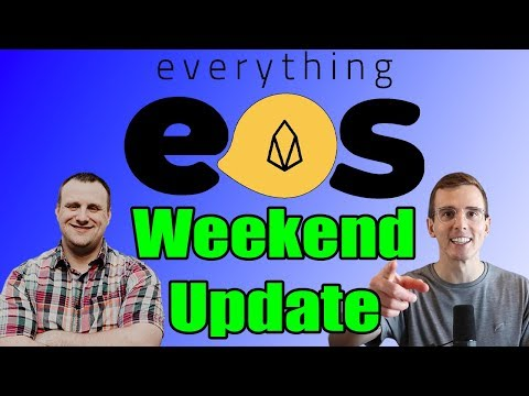 🎬 Everything EOS: New Resource Models, Gaming on EOSIO, Sock Puppet BPs, LiquidApps Hackathon