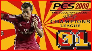 Pro Evolution Soccer 2009 (PC) - UEFA Champions League 2008-09 - Part 1