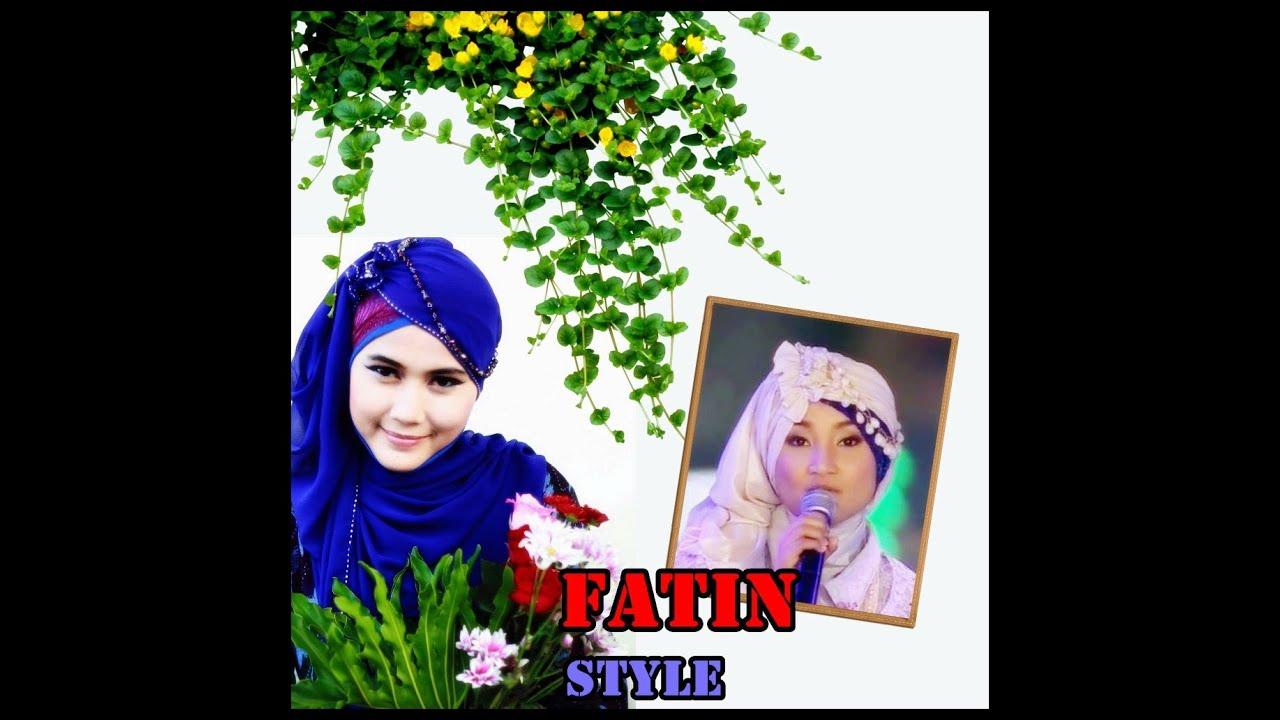Hijab Cantik Ala Fatin Swarovski Pashmina Tutorial 3 In 1